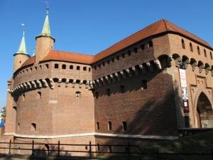 krakow city walls 5