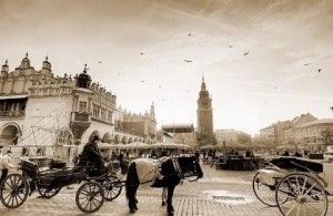 krakow old town & main square 1