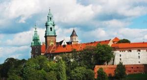krakow wawel castle 1