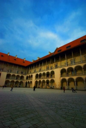 krakow wawel castle 2