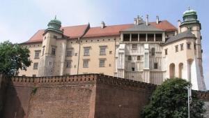 krakow wawel castle 3