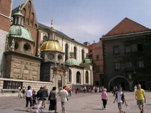 krakow wawel castle 6