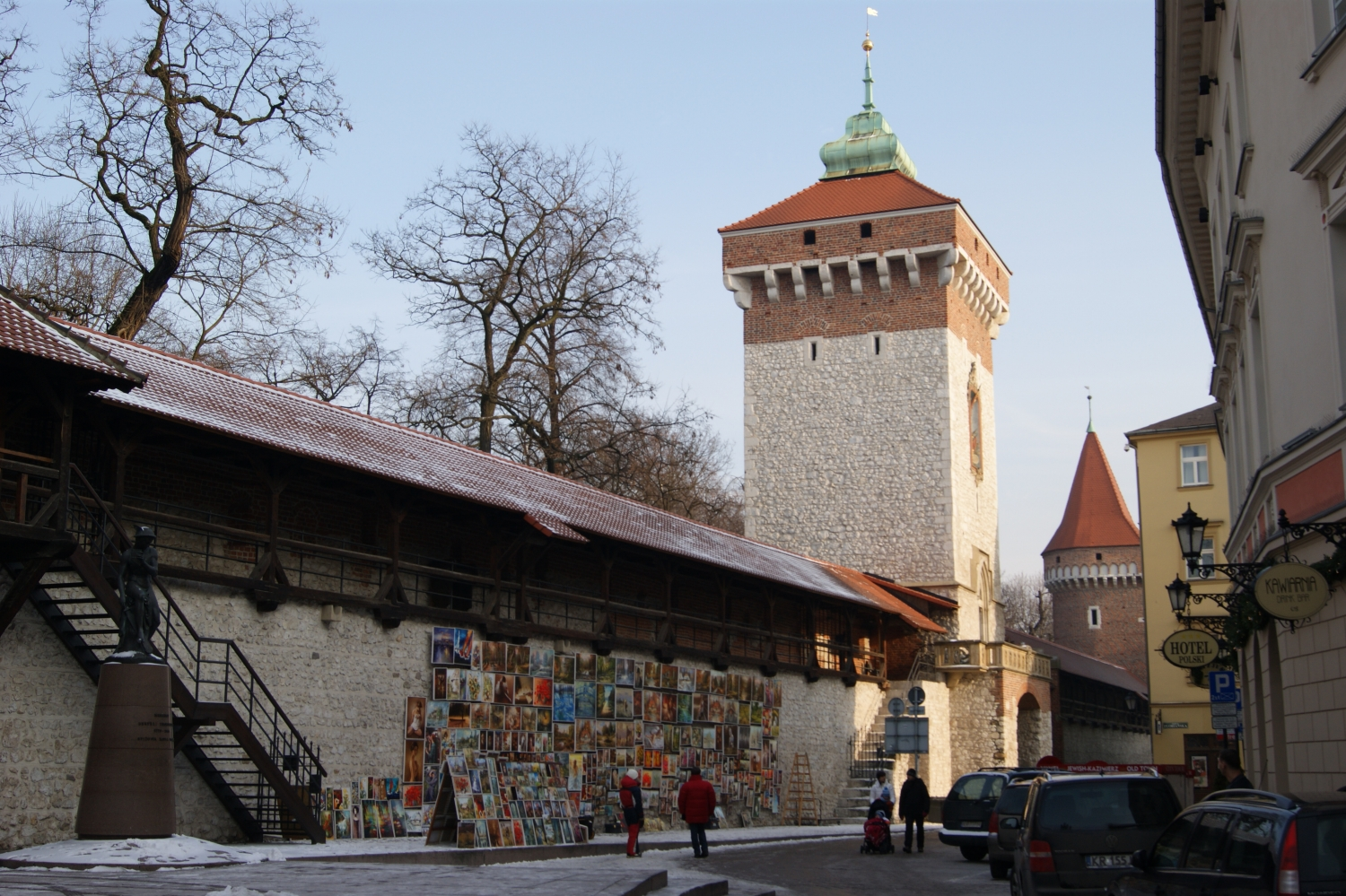 Krakow City Walls