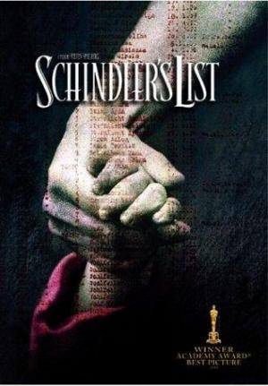 'Schindler's List' poster