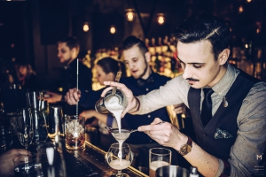 Top 5 Cocktail Bars in Krakow