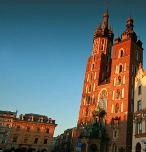 St. Mary's Church Krakow 1