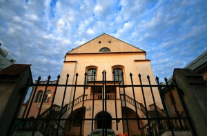 Isaac's Synagogue Krakow