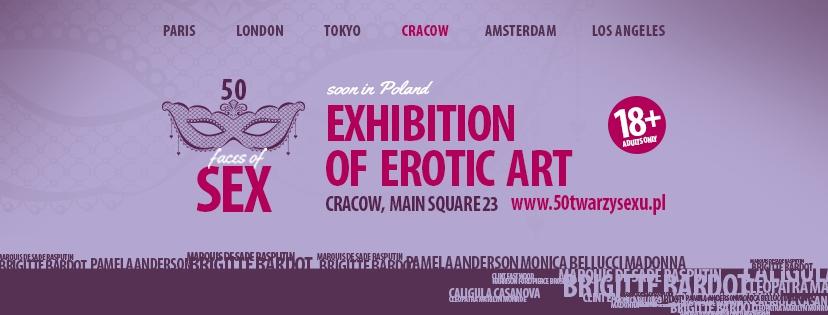 50 Faces of Sex Exhibition