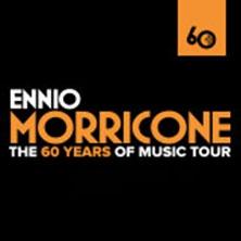 ENNIO MORRICONE - 60 YEARS OF MUSIC TOUR 2017