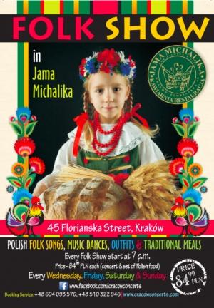 Folk Show at Jama Michalika