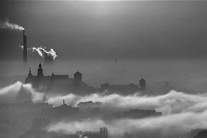 Cloudy Krakow