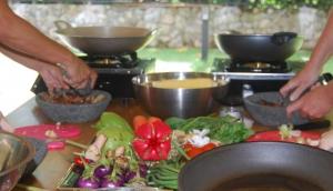 Anggrek Putih Cooking Classes