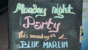 Blue Marlin (night club)