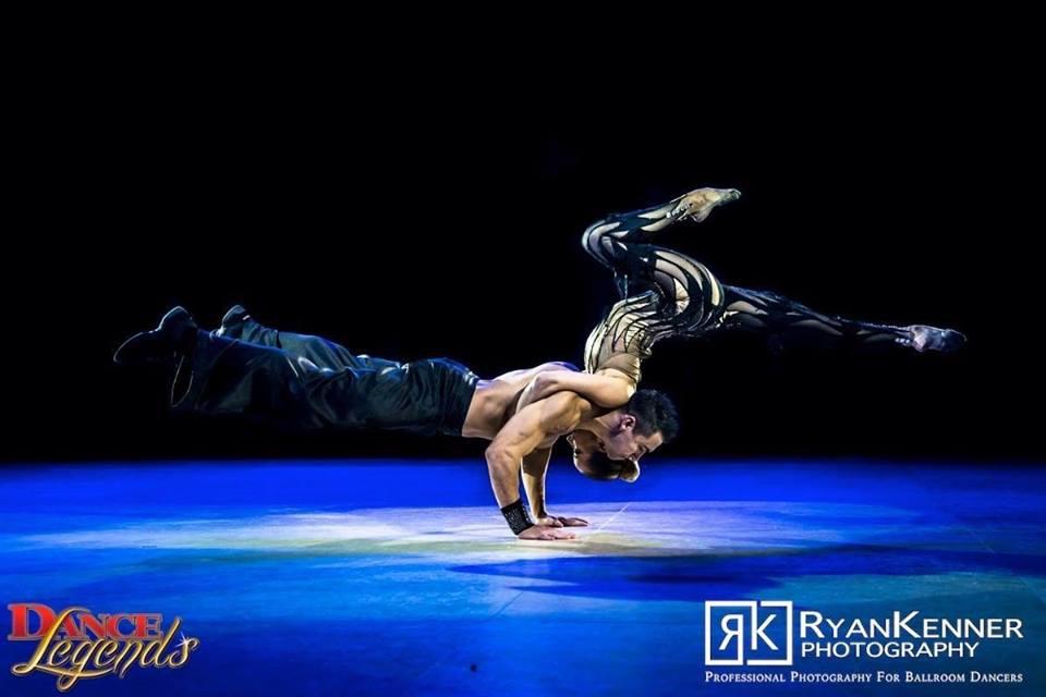 Lombok International Dance Sport Festival