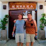 Vagabrothers stay at Nirwana Guest House & Villa