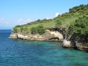 East Lombok Coastline