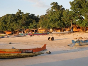 Selong Blanak Village