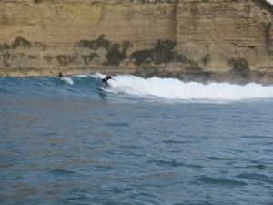 Surfing Gerupuk