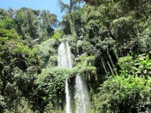 Top of Sedang Gile Waterfall
