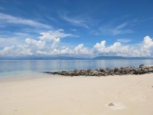 View to Sumbawa