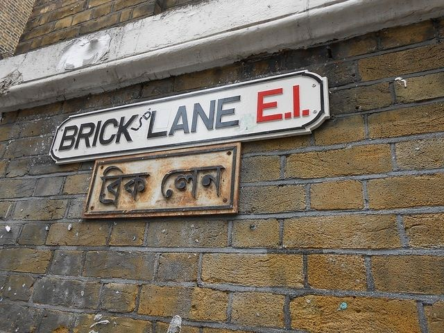 Brick Lane (Flickr Credit to Space_Cats)