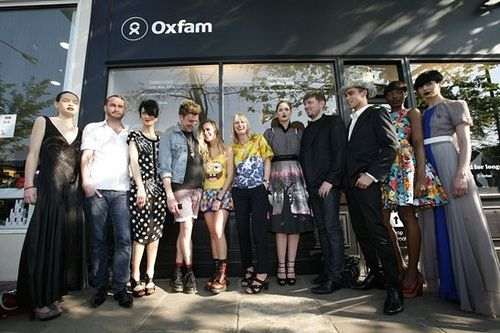 Oxfam Boutique (Flickr Credit to TheHandbook)