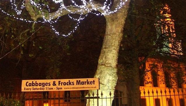 Cabbages and Frocks Christmas Market