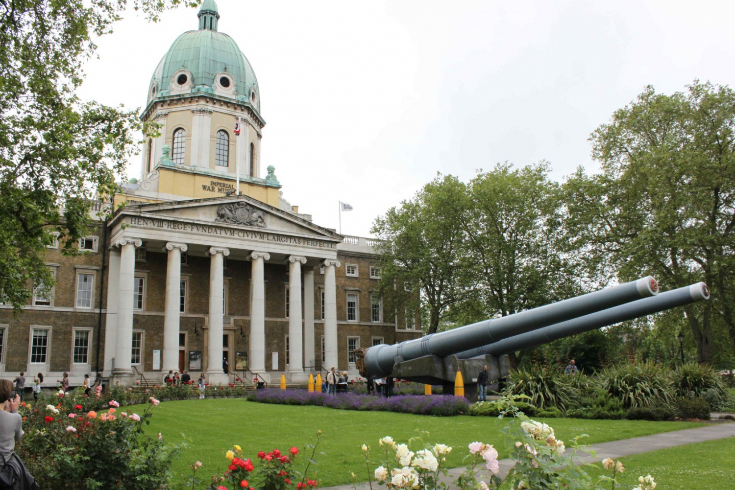 Imperial War Museum (Credit: Guy Arnold)