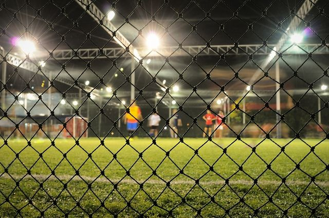 Outdoor Five-a-Side Football