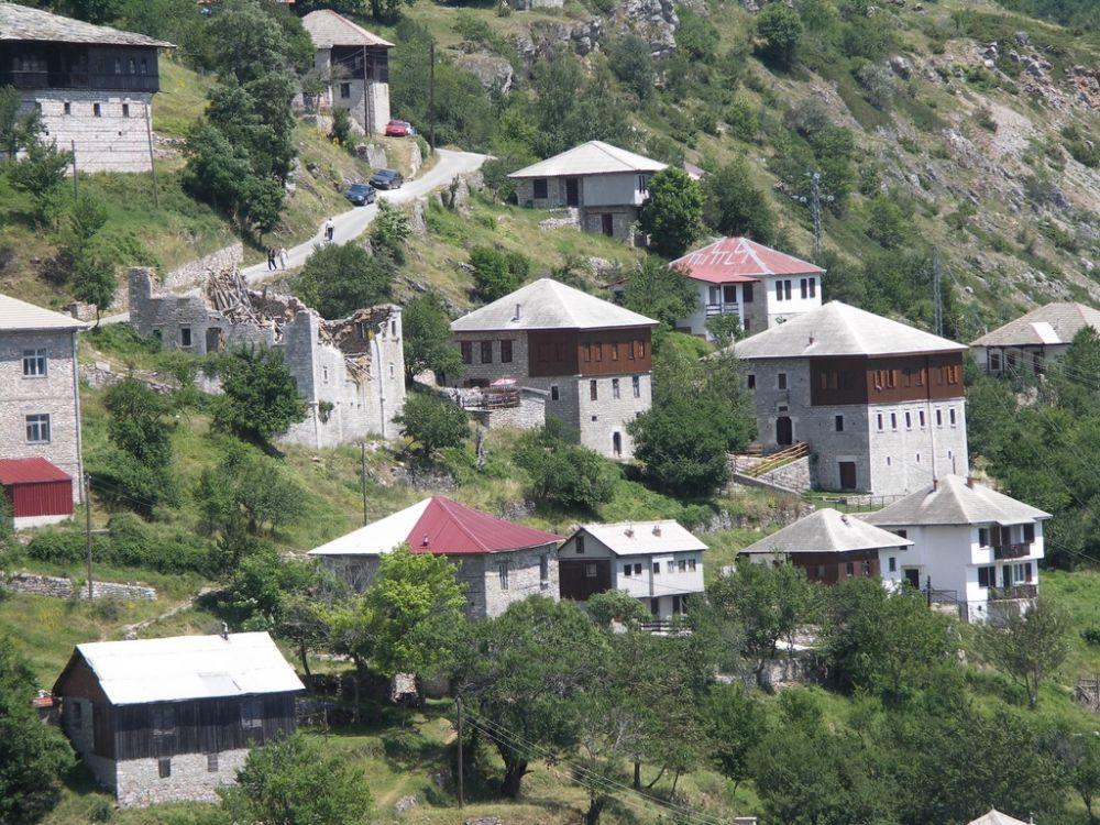 Galicnik Village (photo by: Anica Petkoska)