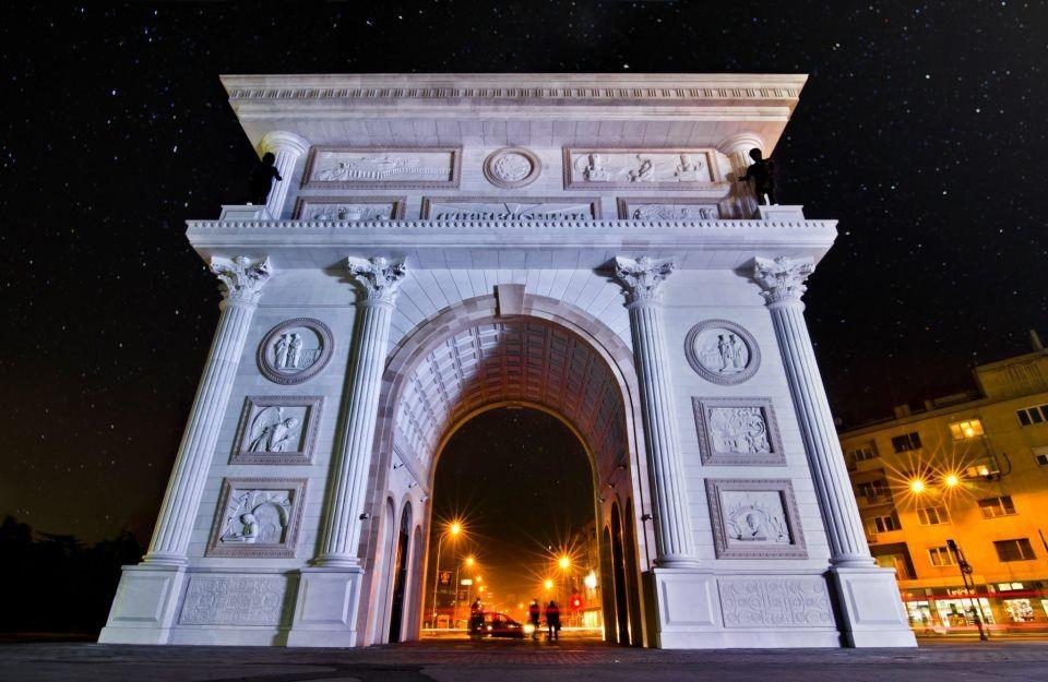 Macedonia Gate (photo by: Rilind Hoxha)