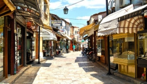 Discover the Old Bazaar in Skopje