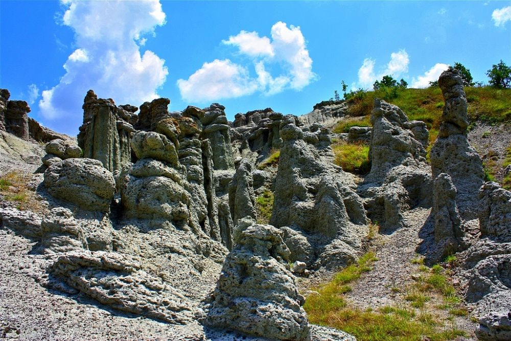 Kuklici Formation (Photo by: Nikolovski I.)