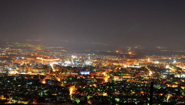 Late Nights in Skopje