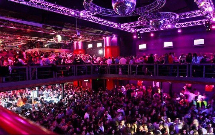 Clubbing in Skopje