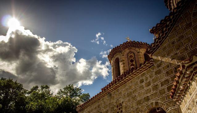 Monasteries in Macedonia