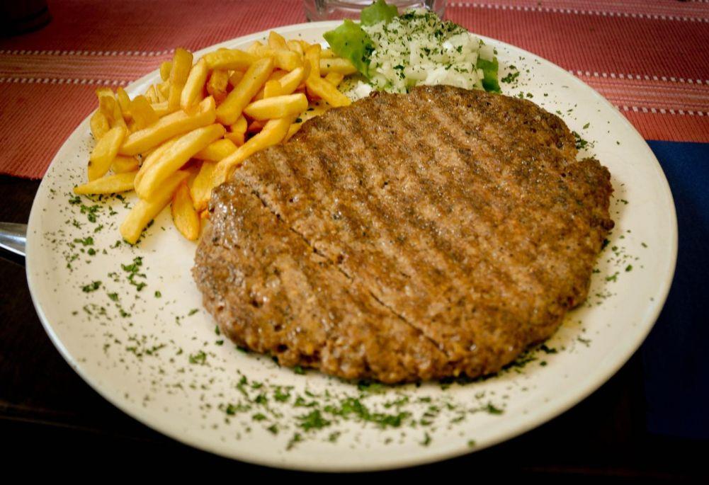 Pleskavica (Burger)