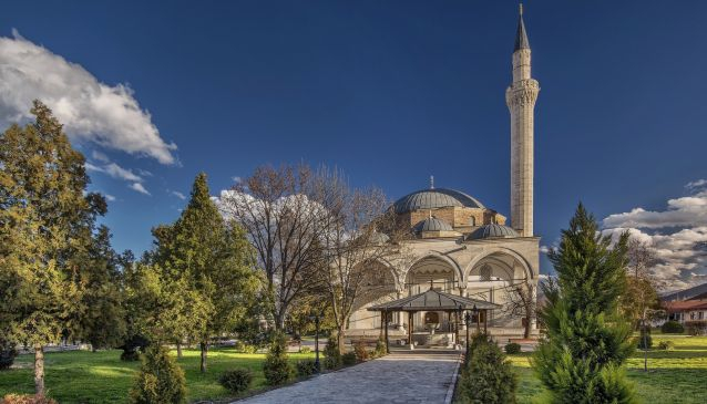 Mustafa Pasa Mosque