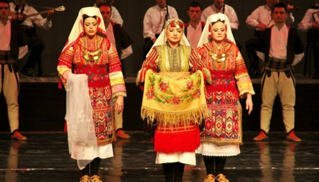 Traditional Macedonian Folk Dances