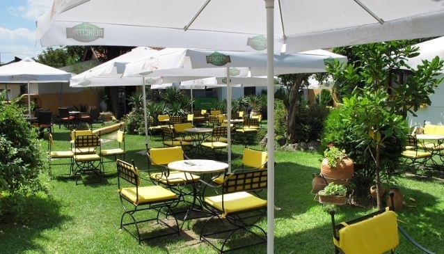 Apollonia Garden Café