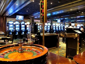 Roulette! Anyone up for a spin!?