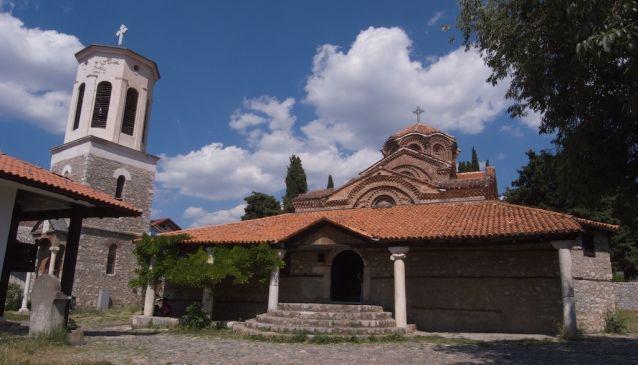 Church of Mother of God Perivleptos