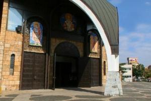 Church of St.Clement of Ohrid - Skopje City Church