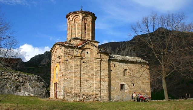 Church of St. Nikola - Matka