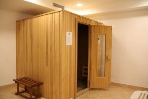 Sauna time