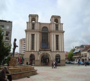Kumanovo Central Square