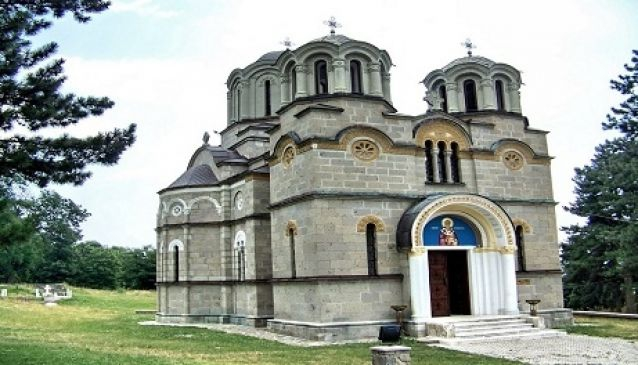 Leshok Monastery