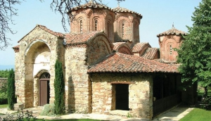 Monastery of Holy Mother of God Eleusa - Veljusa
