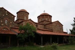 Monastery of St. Leontius - Vodocha