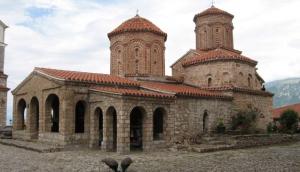 Monastery of St. Naum